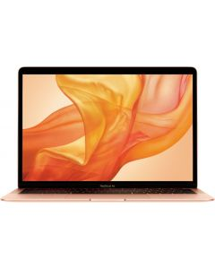 """Apple - MacBook Air 13.3"""" Laptop with Touch ID - Intel Core i5 - 8GB Memory - 128GB Solid State Drive (Latest Model) - Gold"""