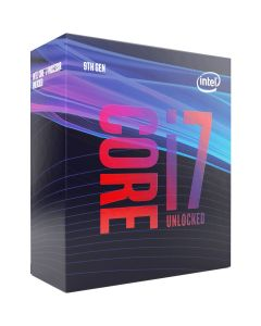 Intel Core i7 i7-9700K Octa-core (8 Core) 3.60 GHz Processor - Retail Pack - 4.90 GHz Overclocking Speed - 14 nm - Socket H4 LGA-1151