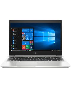 "HP ProBook 450 G6 15.6"" Notebook - 1920 x 1080 - Core i5 i5-8265U - 8 GB RAM - 256 GB SSD - Natural Silver - Windows 10 Pro 64-bit"