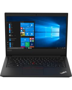 "Lenovo ThinkPad E490 14"" Notebook - Core i5 i5-8265U - 8 GB RAM - 256 GB SSD - Black - Windows 10 Pro 64-bit"