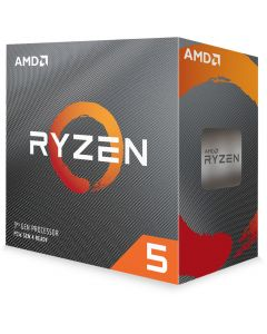 AMD Ryzen 5 3600 Hexa-core (6 Core) 3.60 GHz Processor - Retail Pack - 32 MB Cache - 4.20 GHz Overclocking Speed - 7 nm - Socket AM4