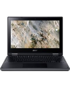 "NX.HBRAA.001 - Acer Chromebook Spin 311 R721T-28RM 11.6"" Touchscreen 2 in 1 - A-Series A4-9120C - 4 GB RAM - 32 GB Flash Memory - Shale Black - Chrome OS"
