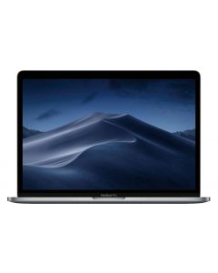 "Apple - MacBook Pro - 15"" Display with Touch Bar - Intel Core i7 - 16GB Memory - AMD Radeon Pro 555X - 256GB SSD - Space Gray"