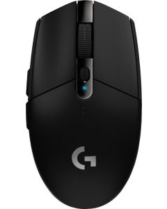 Logitech - G305 Wireless Optical Gaming Mouse - Black