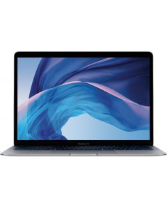 """Apple - MacBook Air 13.3"""" Laptop with Touch ID - Intel Core i5 - 8GB Memory - 128GB Solid State Drive (Latest Model) - Space Gray"""